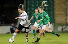 As it happened: Republic of Ireland vs Germany, Euro 2022 qualifier