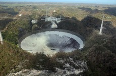 Iconic Puerto Rico telescope collapses just weeks after being declared unsafe