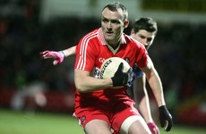 Former All-Star forward Paddy Bradley appointed Derry U20 manager