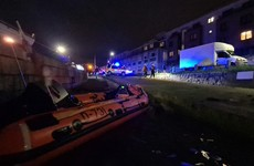 Dún Laoghaire RNLI rescue two divers in late-night search operation
