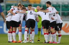 Dundalk set for penultimate Europa League test but Sunday's FAI Cup final takes precedence