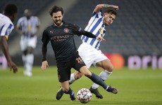 Manchester City react angrily to 'ill-judged outburst' from Porto