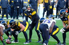 Disjointed Steelers hold on to beat short-handed Ravens