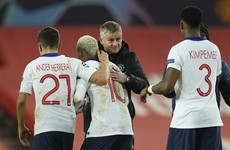 Solskjaer confident United will progress in Europe despite PSG loss