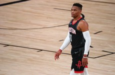 Rockets ship Westbrook off to Wizards in exchange of point guards