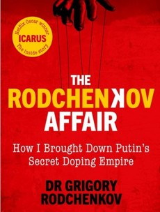 The Rodchenkov Affair wins William Hill Sports Book of the Year 2020