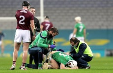 'He took a heavy hit' - Limerick star forward still an injury doubt for All-Ireland final