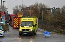 Four dead after large explosion at UK wastewater plant