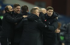 Jubilant scenes as Rangers reach Europa League last 32 for second consecutive year