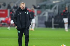 Neil Lennon takes positives from Celtic loss