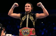 Katie Taylor included on 6-strong shortlist for SPOTY World Sport Star award