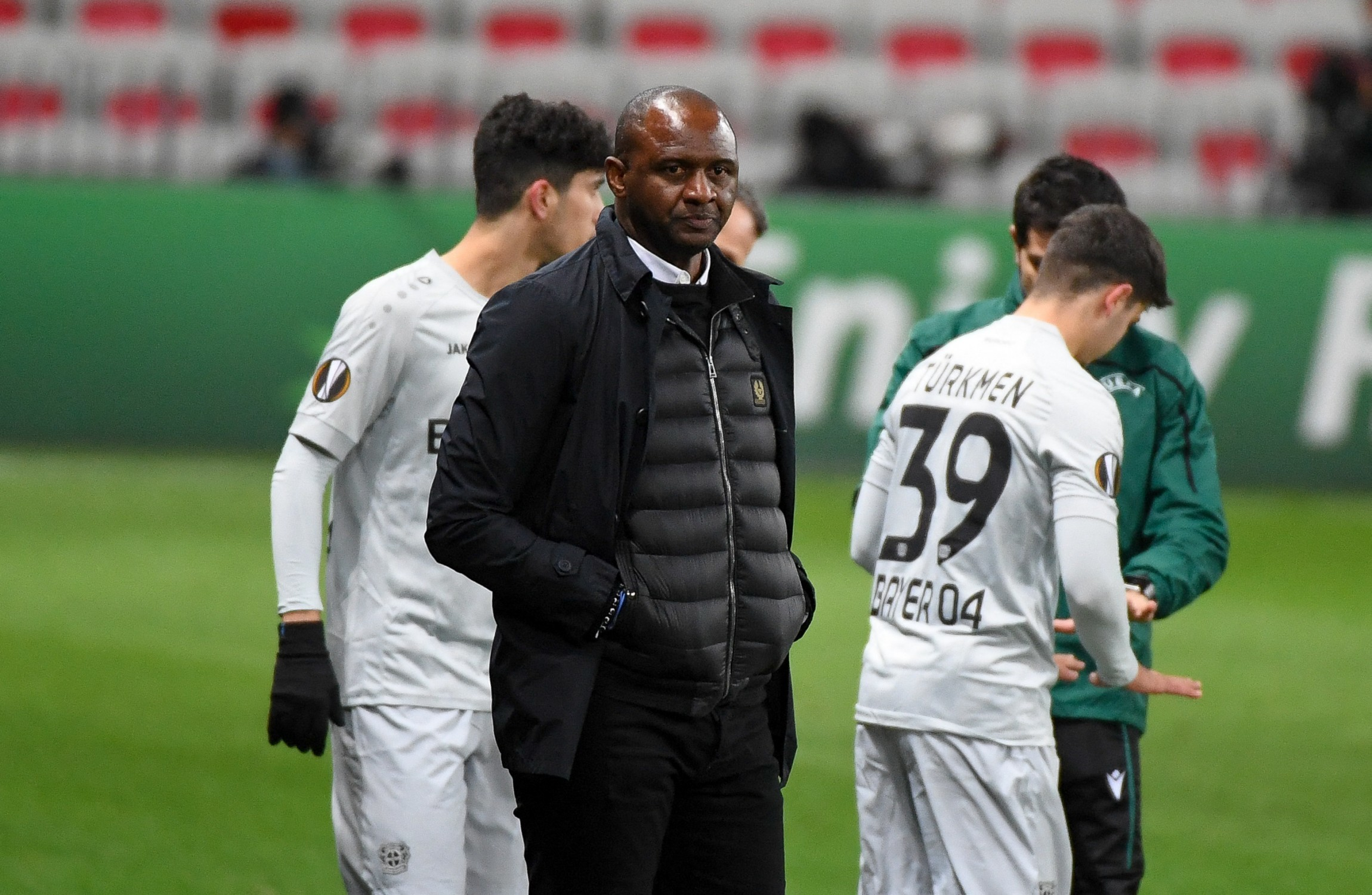 Nice sack ex-NYCFC boss Vieira after poor run of results