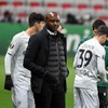 Vieira sacked by Nice following five straight defeats and Europa League exit