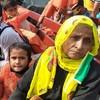 1,500 Rohingya refugees sent to isolated island off Bangladesh