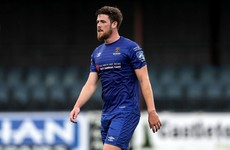 Waterford defender feels 'incredibly let down by the club' as he bids farewell