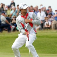 The Open 2012: Scott seizes four-stroke lead at Open