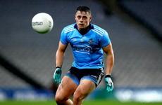 Dublin make one change for All-Ireland semi-final against Cavan
