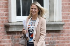 Justice Minister Helen McEntee announces she is pregnant