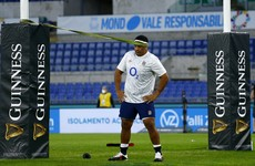 Mako Vunipola misses England's Autumn Nations Cup final clash with France