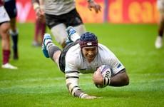 Nadolo bags hat-trick as Covid-hit Fiji hammer Georgia