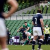 Sexton hopes Ireland can take place at 'top table' after falling short of England and France