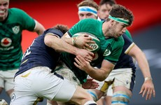 'He's pretty special' - Ireland excited about Doris' impact in first year of Test rugby