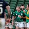 Brace brings Earls outright second spot on Ireland's all-time try-scoring list