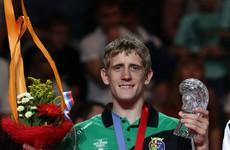 Kildare's Eric O'Donovan bounces back in Belgium with impressive win