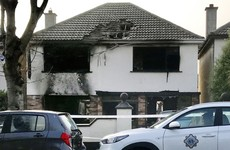 Man and woman found dead after house fire in Dublin