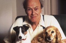 Roald Dahl's family apologises for anti-Semitic comments author made in 1980s