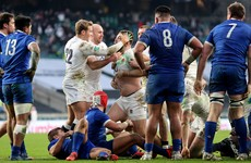 Farrell's sudden-death penalty sees England past remarkable French effort