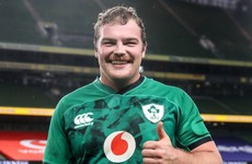 O'Sullivan 'extremely proud' after road to Ulster leads on to first Ireland cap