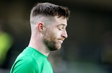 'It's a joke, the condition the pitch is in' - Jack Byrne critical of timing of FAI Cup final