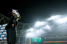 'I want to sleep with it' - Giovagnoli toasts Dundalk's Cup success