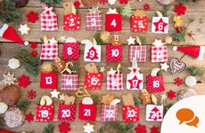 Master Pastry Chef Shane Smith shares Advent Calendar recipes from local producers