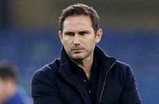 Frank Lampard dismisses Jurgen Klopp claim that Chelsea are title favourites