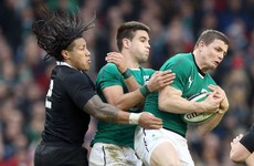 Conor Murray, Brian O'Driscoll named on curious World Rugby Team of the Decade