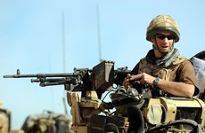 Prince Harry sues British tabloid over marines claim