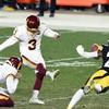 Washington snap Pittsburgh Steelers' unbeaten run