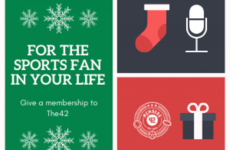 Give the gift of The42 to the sports fan in your life this Christmas...