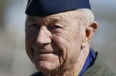 US test pilot who first broke sound barrier dies aged 97