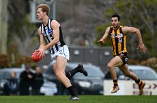Son of Derry legend Anthony Tohill signs new AFL contract with Collingwood
