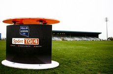 TG4 announce 20 live GAA games on TV or YouTube channel before Christmas