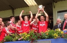Tyrone are Ulster Minor Football champions