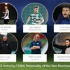 Shamrock Rovers trio among nominees for SWAI awards