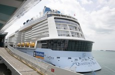 Cruise cut short in Singapore after passenger tests positive for Covid-19