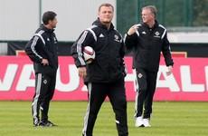 Former Northern Ireland midfielder Magilton confirmed as Dundalk's new sporting director