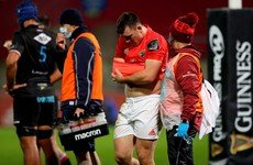'He will be a real loss' - Munster's Matt Gallagher set for shoulder surgery