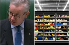 Three-month 'grace period' will mean Brexit agri-checks won't apply to foods sent to NI supermarkets