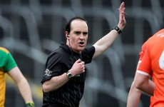Meath referee to take charge of All-Ireland senior football final